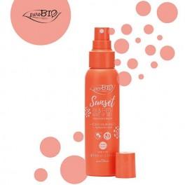 Sunset Fix & Fresh Make-up Mist - Purobio