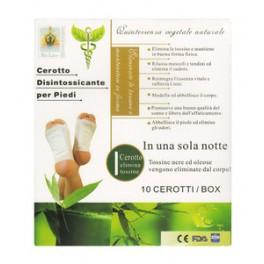 Cerotti Detox - Cerotti Disintossicanti per Piedi - BIOLUCE