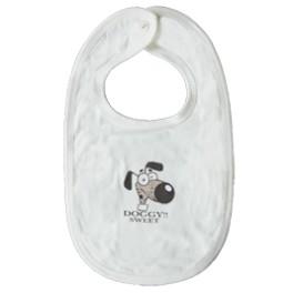 Bavaglino Doggy - cotone biologico, ipoallergenico