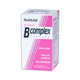 Vitamina B complex Supreme - HEALTH AID