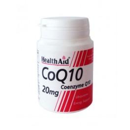 Coenzima Q10 20mg - HEALTH AID