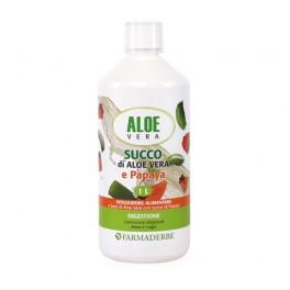 Aloe Vera Succo con Papaya - FARMADERBE