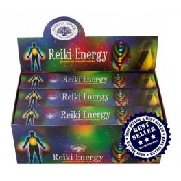 Bastoncini incenso Reiki Energy Green Tree Candle Company - Bio Luce