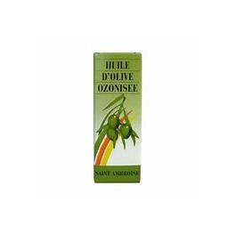 Olio D'oliva Ozonizzato 100ml Huile d'Olive Ozonisee - Saint Ambroise