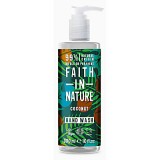 Faith in Nature Sapone Liquido Per Mani 100% Naturale - COCCO 300ml