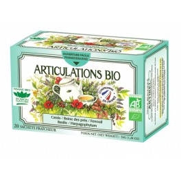 Araquelle - Romon Nature - INFUSI FUNZIONALI BIO - ARTICOLAZIONI - Articulations Bio 20 Filtri