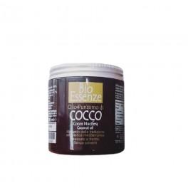 Olio di Cocco 250ml in vaso anche per uso alimentare - Bio Essenze