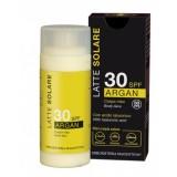 SOLARE ARGAN - Latte solare corpo e viso SPF 30 - Erboristeria Magentina