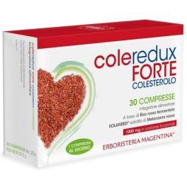 Coleredux forte colesterolo - integratore alimentare - 30 compresse - Erboristeria Magentina
