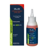 Natural Sport Olio Massaggio caldo, 75 ml - Erboristeria Magentina