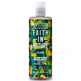 Shampoo Jojoba, 400 ml- Faith in Nature
