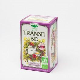 Araquelle - Romon Nature - INFUSI FUNZIONALI BIO - TRANSITO - 20 Filtri