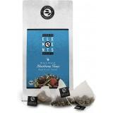 ELEMENTS Tè Biologici 15 filtri, Black Berry Tango (frutti rossi) - Alveus