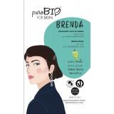 Brenda Maschera viso in crema per pelli secche all'Uva verde - PUROBIO