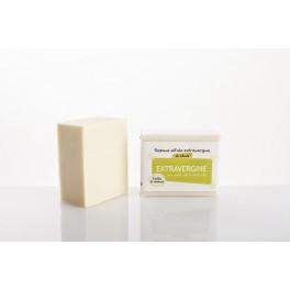 Sapone all'olio extravergine d'oliva biologico Extra vergine La Saponaria - per pelli delicate