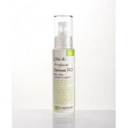 Olio di Argan puro (Argania Spinosa) Viso Corpo e capelli - La Saponaria